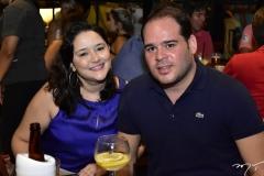 Renata e Edgar Alencar