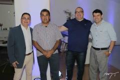 Alexandre Lopes, Sousa Lisboa, Henderson Silva E Ari Nascimento