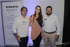 Augusto Jocaf, Daisy Terra E Daniel Uchoa