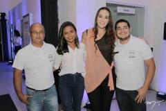 Clodoaldo Lourenço, Rita De Cassia, Daisy Terra E Kevin Simplicio