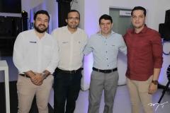 Daniel Uchoa, Berg Ramalho, Ari Nascimento E Saulo Parente