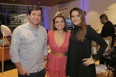Igor Ribeiro, Alana Cavalcante E Marina Vieira
