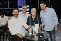 Paulo Parente, Sergio Turbay, Renato Torrano E Newton Bastos