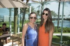 Lilian Porto e Mila Moreira