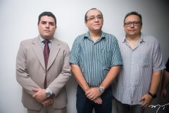 Anderson Nunes , Fausto Pessoa e Silvio André