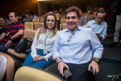 Andreia Freitas e Roberto Castro