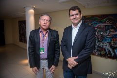 Bergson Bezerra e Rogério Pinheiro