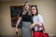 Carol Guerra e Licia Viana
