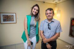 Marina Filgueira e Fernando Antônio