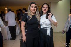 Raniele Caravlho e Mariana Justa