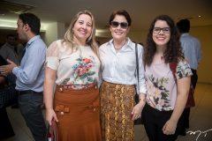 Roberta Nunes, Daliene Fortuna e Ana Beatriz Moura