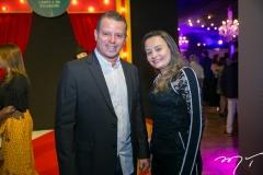 Bertan Nicodemos e Raquel Dutra