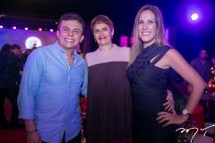 Elias Leite, Ana Celina e Mariana Matos