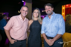 Paulo e Karine Donato e Rafael Rodrigues