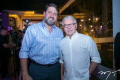Rafael  e Pio Rodrigues