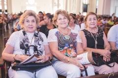 Consuelo Dias Branco, Teresa Câmara e Júlia Lopes