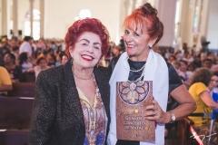 Josilda Belchior e Fátima Duarte