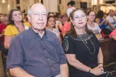 Lúcio Alcântara e Consueda Azevedo