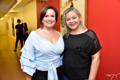 Eveline Costa e Aline Carvalho