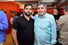 Felipe Rocha e Totonho Laprovitera