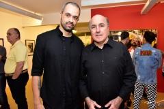 Léo Faria e Silvio Frota