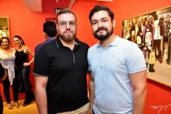Nicolas Martins e Diego Costa