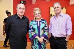 Silvio Frota, Excelsa e Arthur Costa Lima