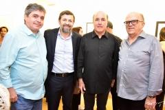 Totonho Laprovitera, Élcio Batista, Silvio Frota e Fernando Ximenes