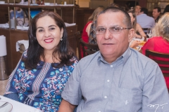 Cláudia e Sérgio Cavalcante