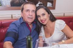 Eudimario Bezerra e Cláudia Souza