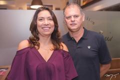 Sandra e Icaraí Vasconcelos