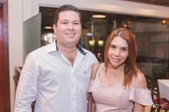 Thiago Maia e Tarcya Dantas
