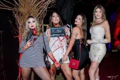 Amanda Lima, Letícia Garcia, Vitoria Alves e Sarah Reis