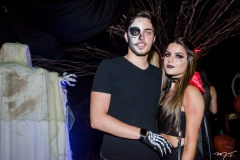 João Vitor e Eliza Sarquis