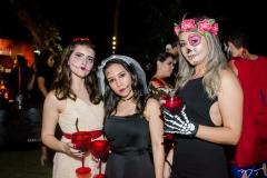 Lívia Martins, Patrícia Keller e Camila Ribeiro