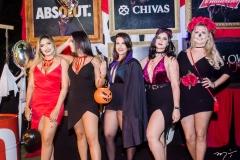 Leonr Gomes, Lorena Braga, Lana Nogueira, Lara Jordana e Naula Virgínia