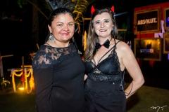 Tereza Cristina e Sandra Bezerra