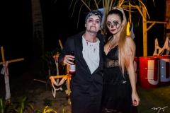 Yago Oliveira e Rayssa Maia