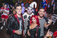 Halloween do Colosso