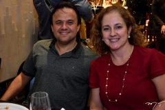 Beline e Andrea Gomes