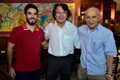 Caio e Fernando Pimenta e Edgard Nadra Ary
