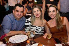 Eunicio Marques, Tania Mara e Aline Proenca