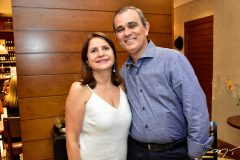 Fatima e Carlos Augusto Alencar