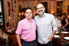 Leopoldo Albuquerque e Bosco Couto