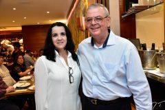 Liane e Ferrer Saboia