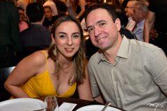 Michele e Marivaldo Cavalcante Junior