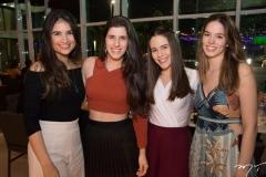 Milena Patrício, Karen Virgínia, Lia Moreira e Karolina Brandão