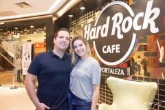 Rodrigo e Natália Pontes