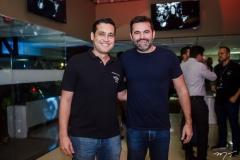 Luiz Sobreira e Alan Bezerra