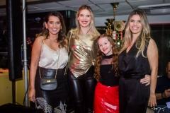 Márcia Travessoni, Nathália Ponte, Marina e Roberta Sicchierolli